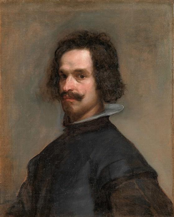 Velázquez (Spanish, Seville 1599–1660 Madrid) - Portrait of a Man. Metropolitan Museum: part 4
