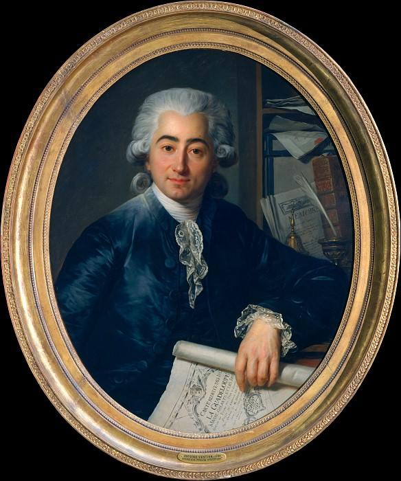 Antoine Vestier - Eugène Joseph Stanislas Foullon d'Écotier (1753–1821). Metropolitan Museum: part 4