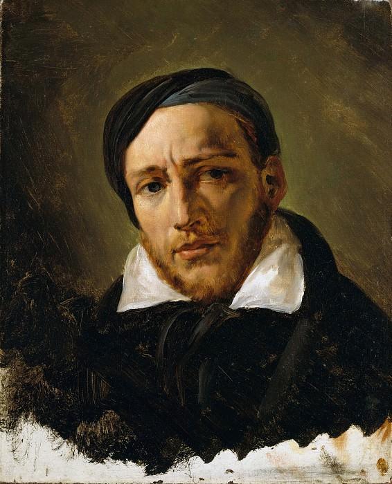Horace Vernet - Jean-Louis-André-Théodore Gericault (1791–1824). Metropolitan Museum: part 4