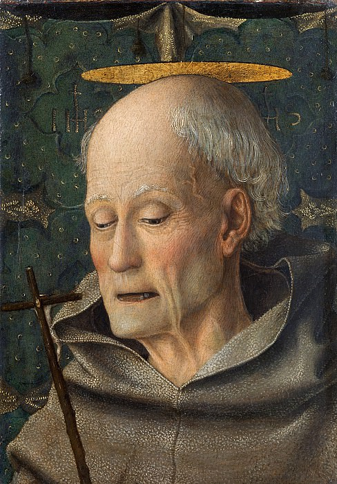 Jacopo Bellini - Saint Bernardino of Siena. Metropolitan Museum: part 4