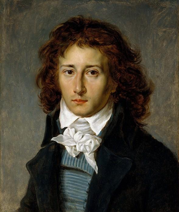 Барон Антуан-Жан Гро - Франсуа-Паскаль-Симон Жерар, позднее барон Жерар (1770-1837). Музей Метрополитен: часть 4