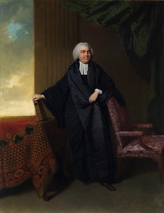 Johan Joseph Zoffany - The Reverend Philip Cocks (1735–1797). Metropolitan Museum: part 4
