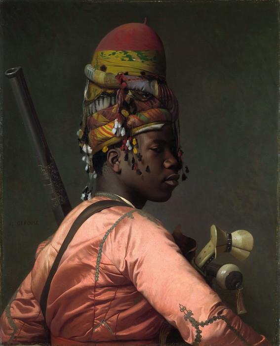 Jean-Léon Gérôme - Bashi-Bazouk. Metropolitan Museum: part 4