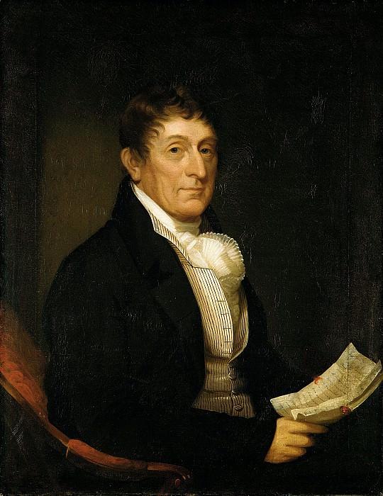 Ezra Ames - Philip Van Cortlandt. Metropolitan Museum: part 4