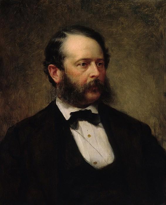 George Augustus Baker Jr - John F. Kensett. Metropolitan Museum: part 4