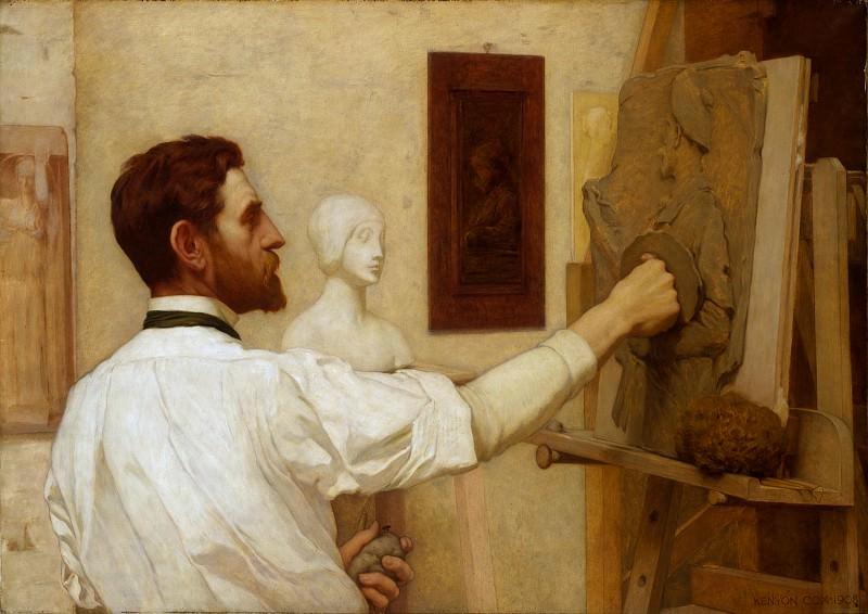 Kenyon Cox - Augustus Saint-Gaudens. Metropolitan Museum: part 4