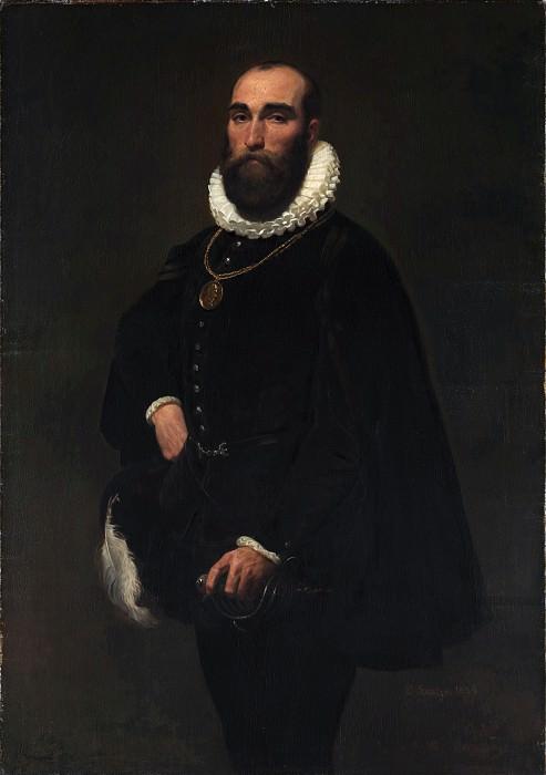 Emanuel Leutze - Worthington Whittredge. Metropolitan Museum: part 4