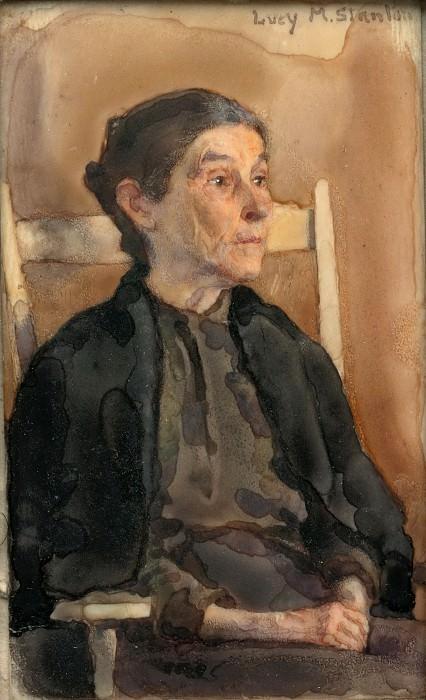 Lucy M. Stanton - A North Carolina Mountain Woman. Metropolitan Museum: part 4