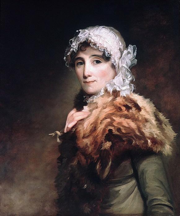 Thomas Sully - Mrs. Katherine Matthews. Metropolitan Museum: part 4