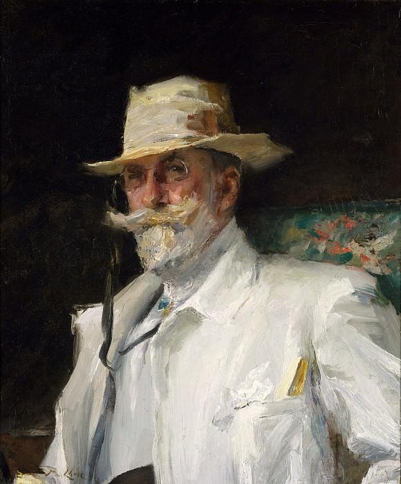 Annie Traquair Lang - William Merritt Chase. Metropolitan Museum: part 4