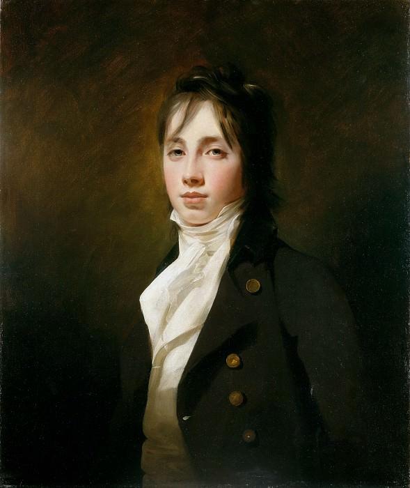 Sir Henry Raeburn - William Fraser of Reelig (1784–1835). Metropolitan Museum: part 4