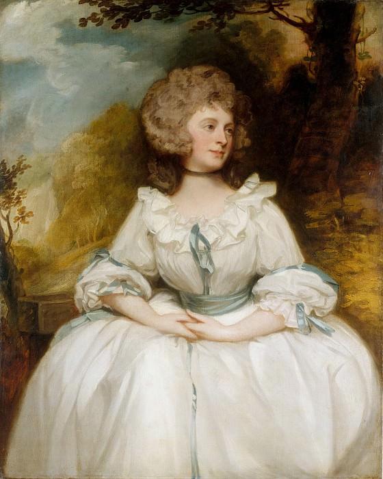 George Romney 1734– Kendal 1802) - Lady Lemon (1747–1823). Metropolitan Museum: part 4