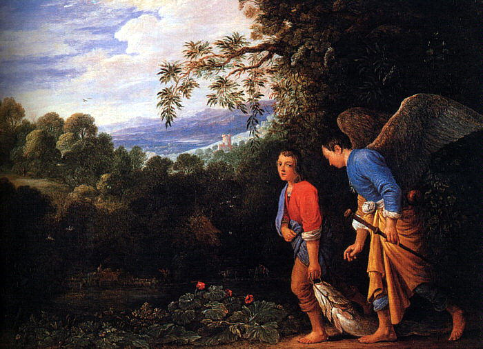 Elsheimer, Adam, Follwer of (German, mid-late 1600s). German artists