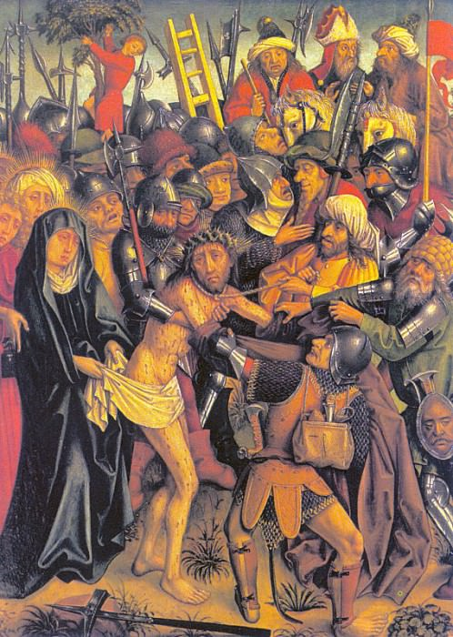 Karlsruhe Passion, Master of the (German, 1400s). German artists