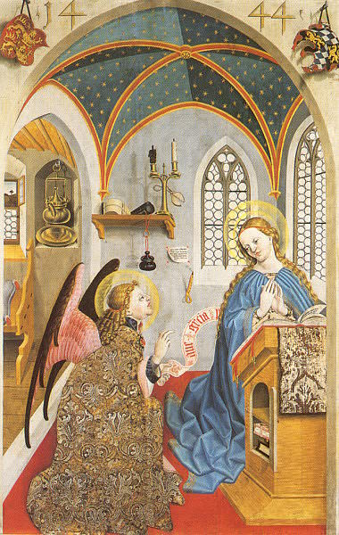 Polling Panels, Master of the (German, Active 1439-1452) 1. Немецкие художники