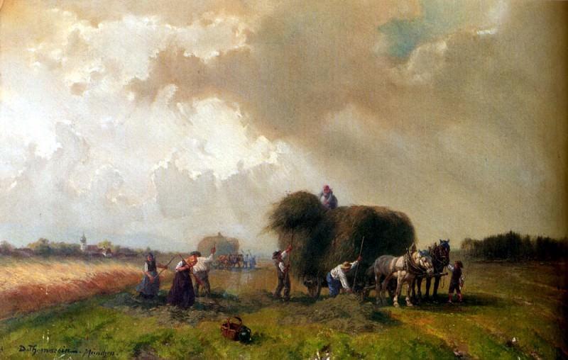Thomassin Desire Harvest Time. German artists