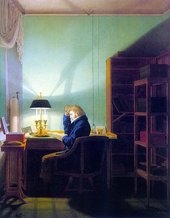Kersting, Georg Friedrich (German, 1785-1847). German artists