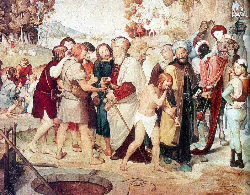 Overbeck, Johann Friedrich (German, 1789-1869) 3. German artists