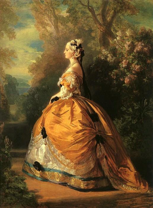 Winterhalter, Franz-Xaver (German, 1805-1873). German artists