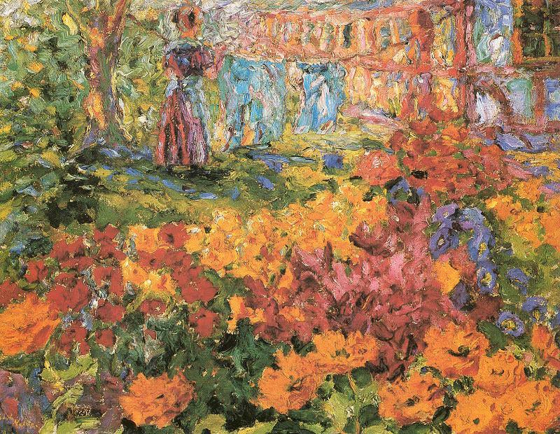 Nolde, Emil (German, 1867-1956). German artists