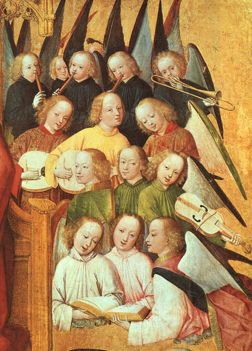 Life of the Virgin, Master of the (German, active 1460-1480) 1. German artists
