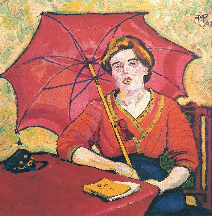 Pechstein, Max (German, 1881-1955) 2. German artists