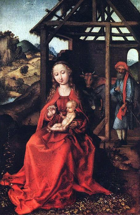 Schongauer, Martin (German, approx. 1430-1491) 1. German artists