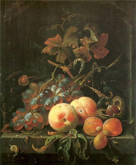 Миньон, Абрахам (родился в Германии, 1640-1679). Немецкие художники