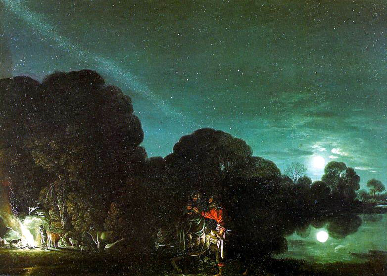 Elsheimer, Adam (German, 1578-1610) 2. German artists