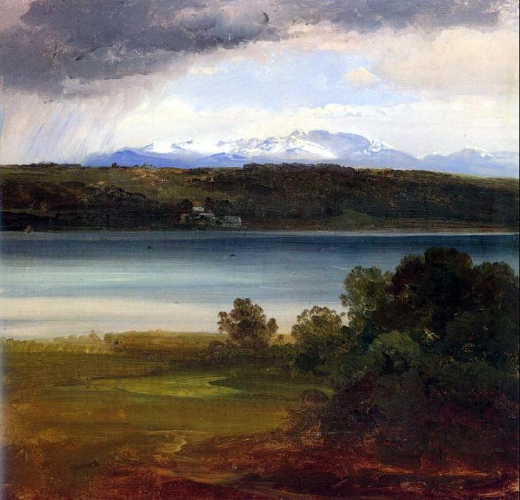 Morgenstern, Christian (German, 1805-1867). German artists
