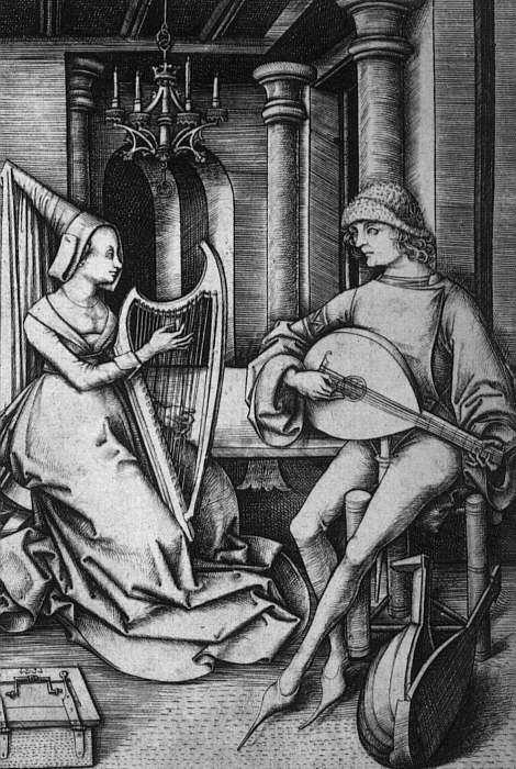 Meckenem, Israhel van (German, Approx. 1445-1503) 1. German artists