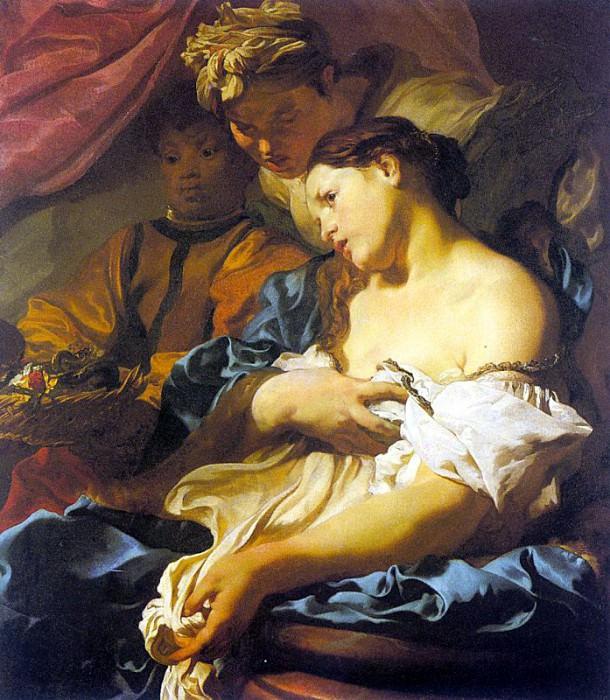 Liss, Johann (German, approx. 1595-1630). Немецкие художники