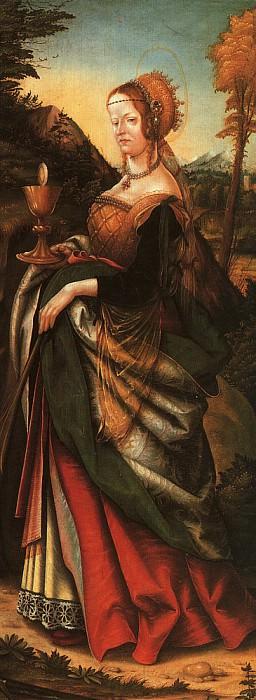 Burgkmair, Hans (German, 1473-1531) 2. German artists