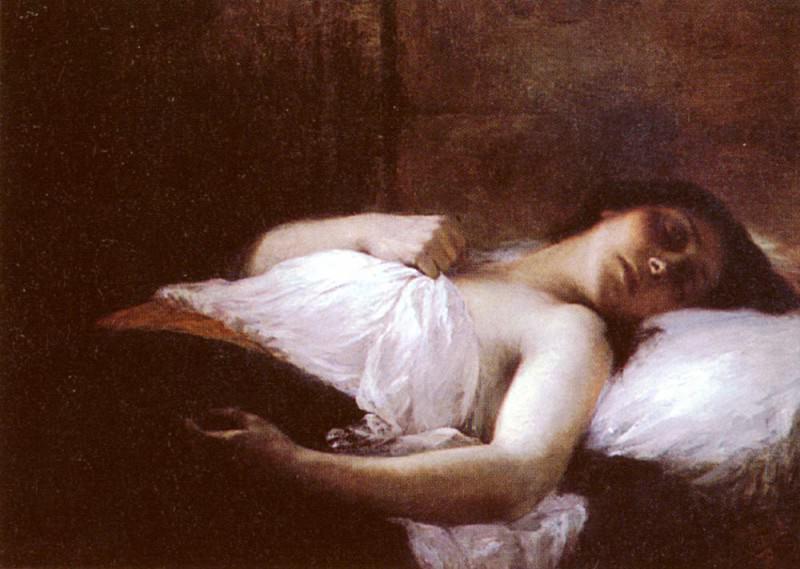 Kirsch Johanna Deep Slumber. German artists
