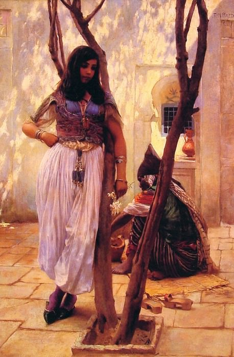Tunis. German artists