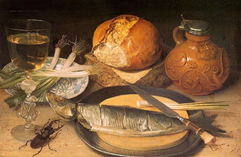 Flegel, Georg (German, 1566-1638) 1. German artists