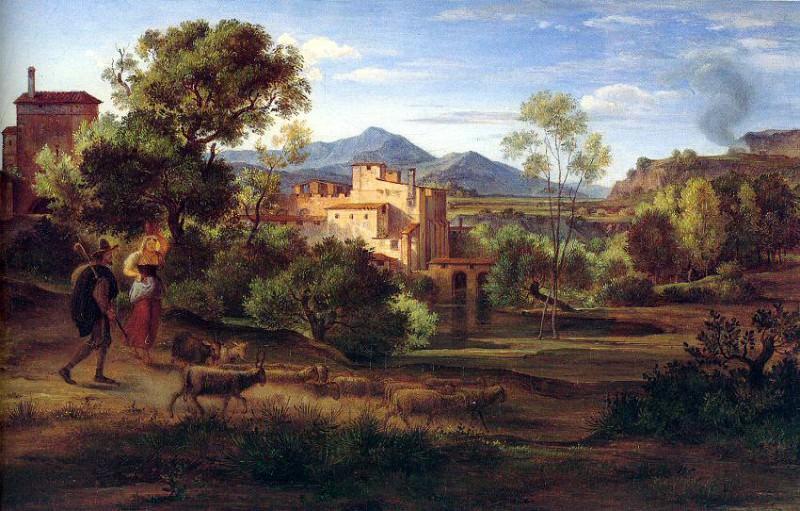 Olivier, Johann Heinrich Ferdinand (German, 1785-1841) 1. German artists