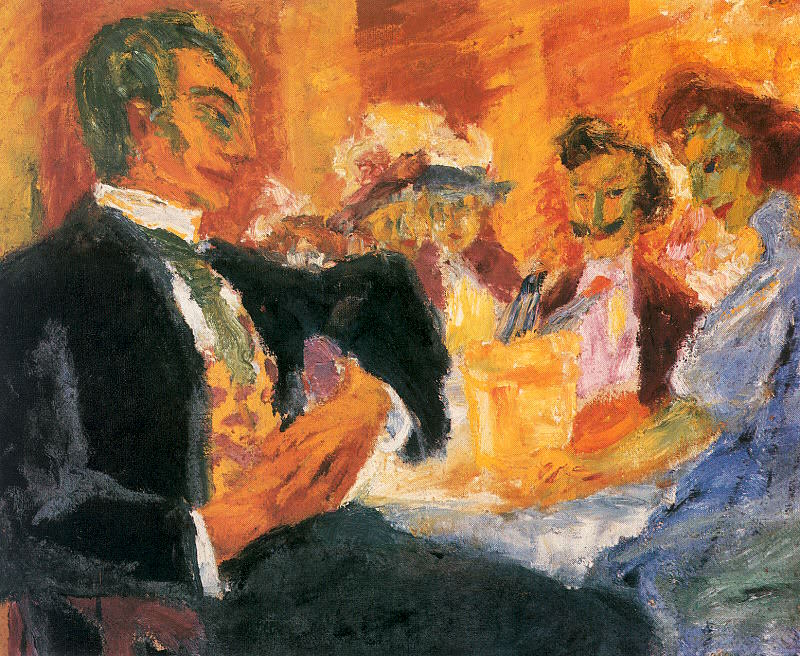 Nolde, Emil (German, 1867-1956) 1. German artists