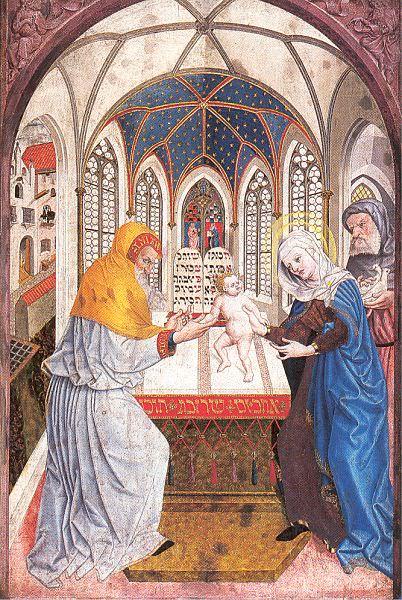 Polling Panels, Master of the (German, Active 1439-1452). Немецкие художники