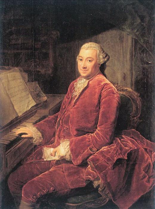 Matthieu, Georg David (German, 1737-1778). Немецкие художники