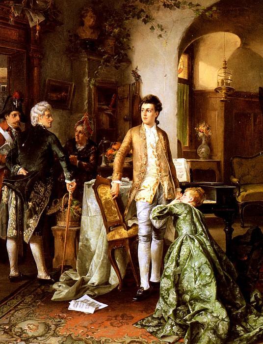Herpfer Carl The Musicians Dilemma. German artists
