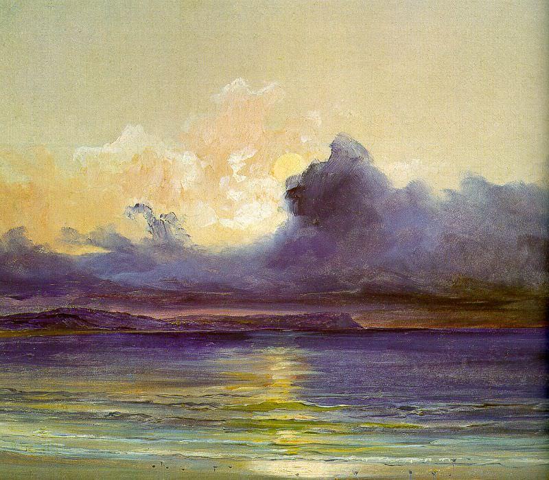 Blechen, Charles (German, 1789-1840) 1. German artists