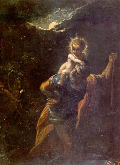 Адам Эльсхаймер (немец, 1578-1610) 1. Немецкие художники