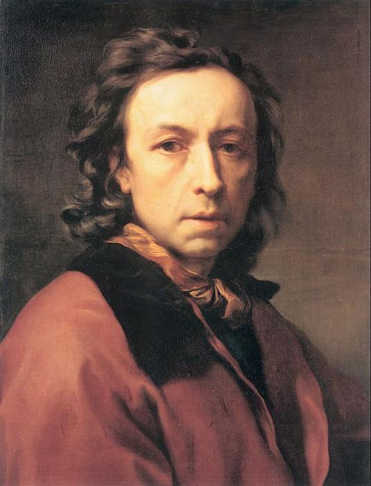 Mengs, Anton Raphael (German, 1728-1779) 1. German artists