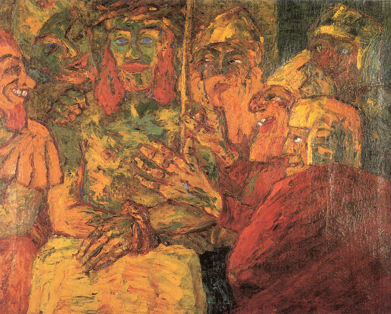 Nolde, Emil (German, 1867-1956) 3. German artists