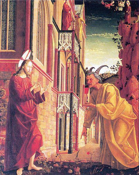 Pacher, Michael (German, 1435-98). German artists