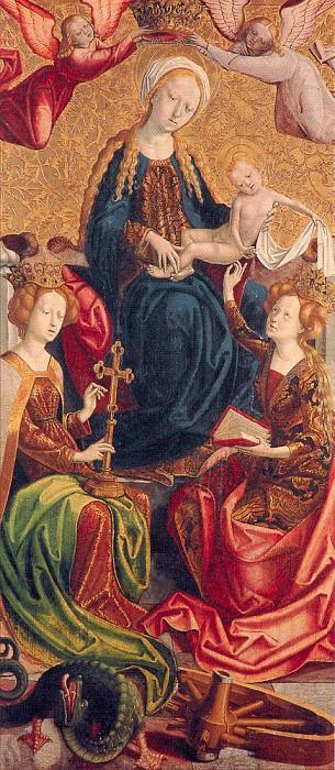 Pacher, Michael, Follower of (German, late 1400s). German artists