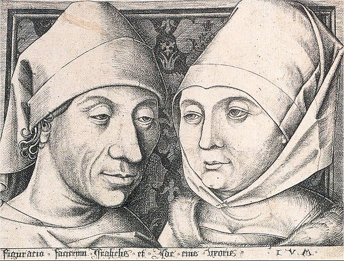 Meckenem, Israhel van (German, Approx. 1445-1503). Немецкие художники