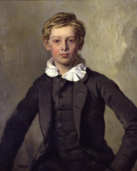 Райски, Фердинанд фон (1807- 1890) - Граф Хабольд фон Айнзидель. Старая и Новая Национальные Галереи (Берлин)