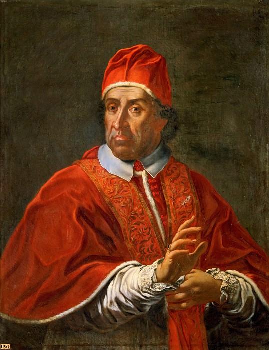 Итальянская школа - Папа Клемент XI. Музеи Ватикана